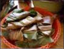 Tamales de Mole Amarillo :: GuiaDeTacos.com ::