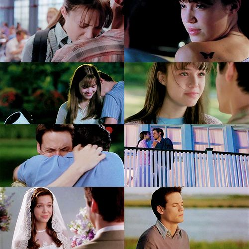 """A Walk to Remember ... All the best parts.....EXCEPT THE SCHOOL PLAY WITH THE """"LOOK"""" AND THE FIRST KISS AND THE SONG!!!"""