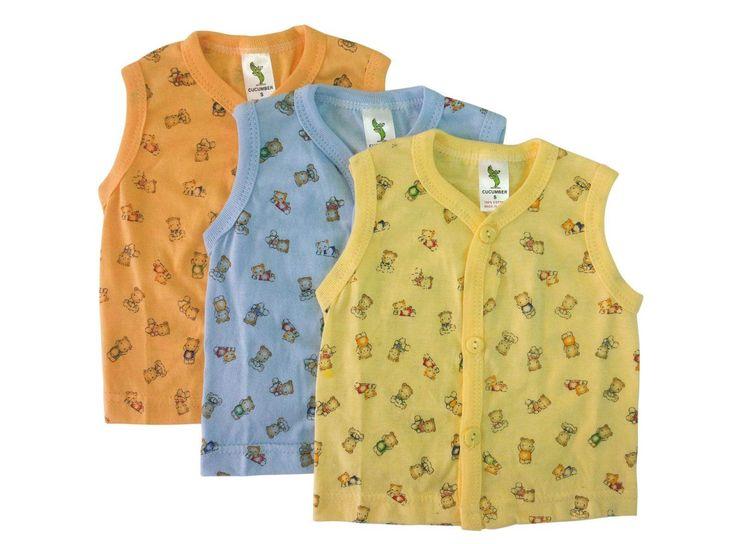 buy baby cotton vests online India
