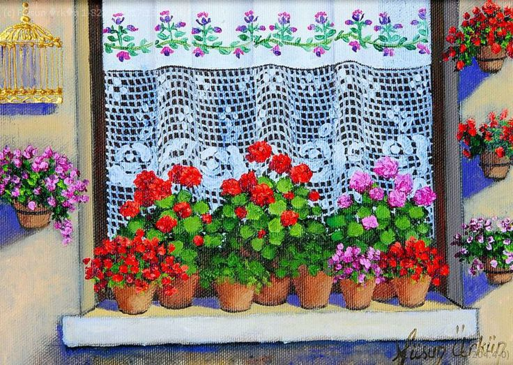 Füsun Ürkün - Turkish Painter