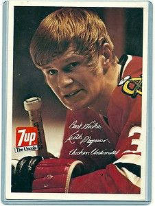 Keith Magnusson, Blackhawks