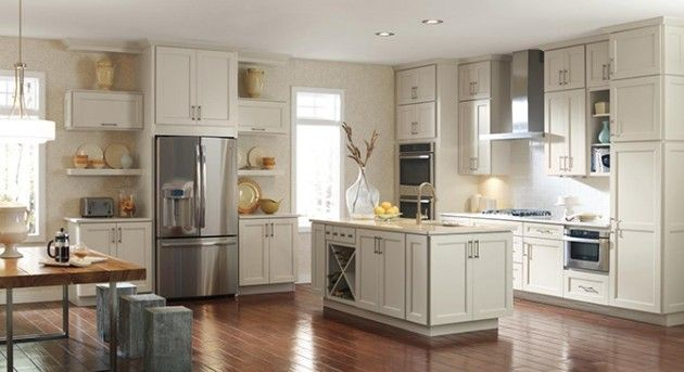1000 images about diamond cabinetry on pinterest tablet for What kind of paint to use on kitchen cabinets for aluminum candle holders