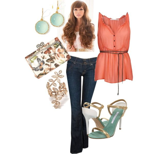 The 2nd Date, created by michtach on Polyvore