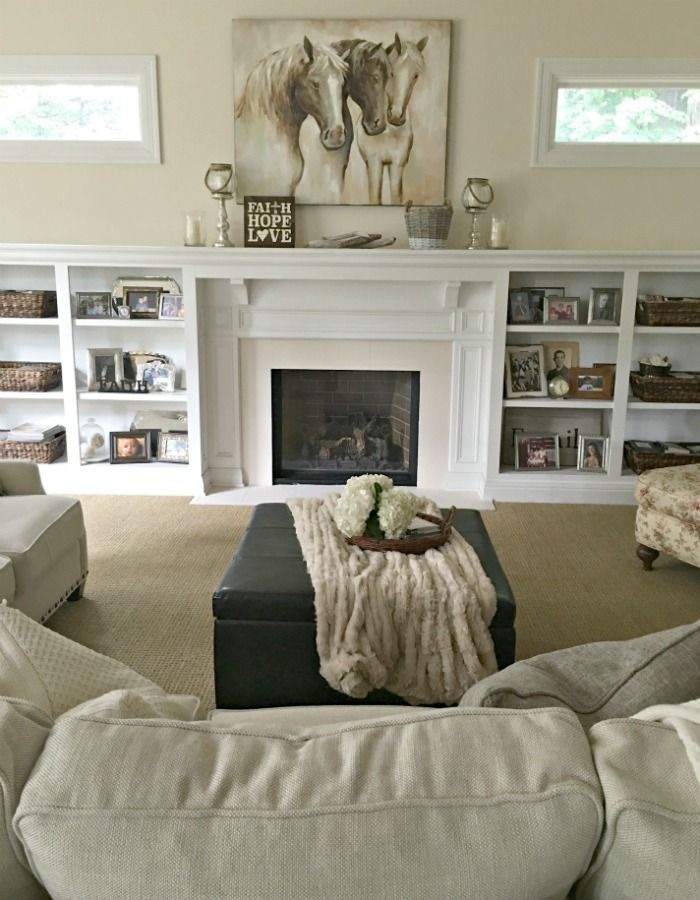 Family Room Reveal | Love of Home