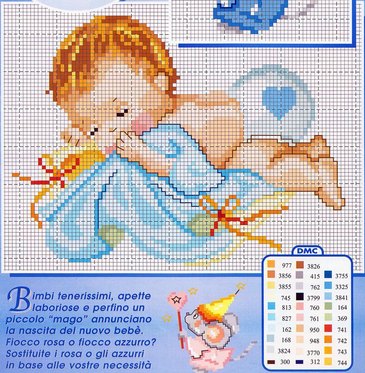 Top 158 best Punto Croce Baby images on Pinterest | Cross stitch baby  VL13