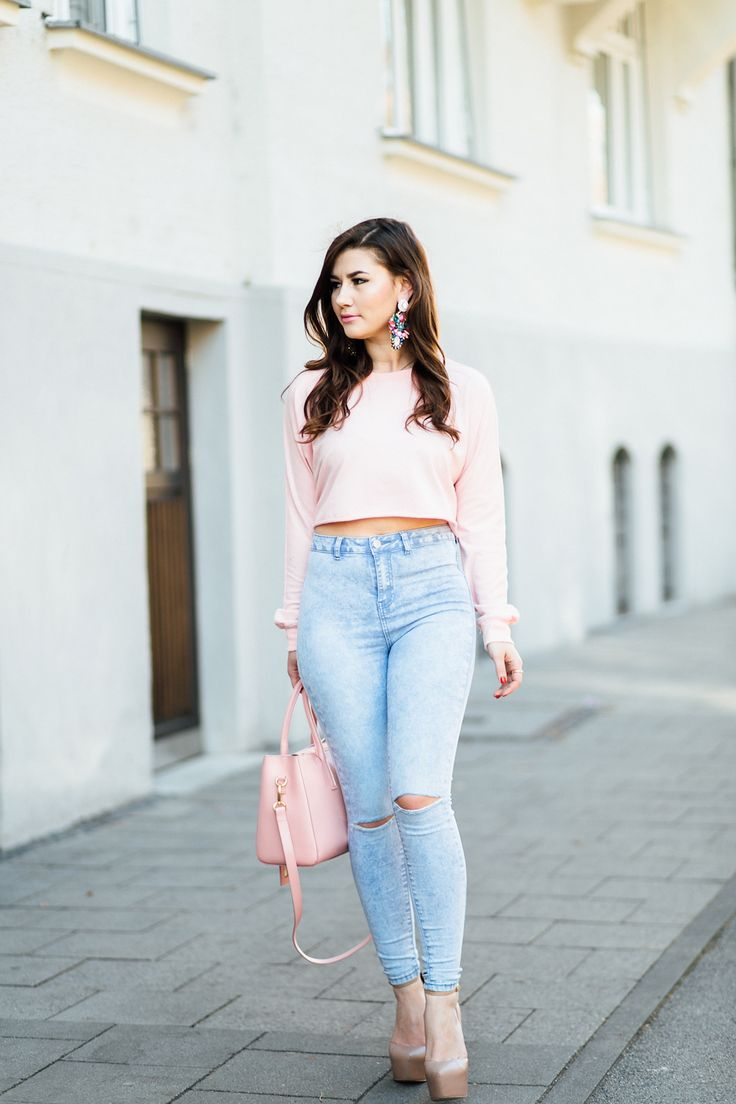 Unsere GRACE small in rosé! We love this look!