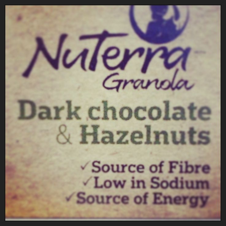 not only is our #fairtrade #granola #delicious it's also .......