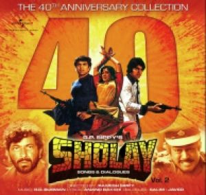 Download Sholay Songs And Dialogues Vol 2 by Rahul Dev Burman mp3 songs at high defination sound quality from 48kbps to 320 kbps. This album have 12 songs, which you can download for free only at hdgana.com