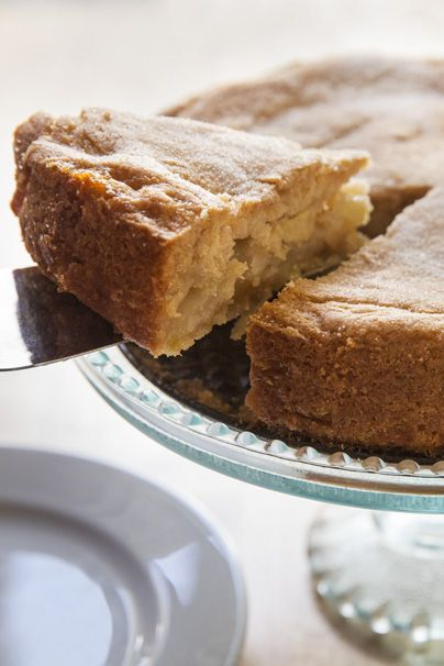 French Apple Cake (gluten free)- so tasty, so tempting!