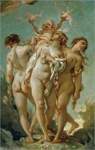 Οι τρεις Χάριτες 1765
