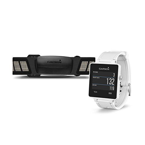 Special Offers - Garmin Vivoactive White Bundle (Includes Heart Rate Monitor) - In stock & Free Shipping. You can save more money! Check It (May 02 2016 at 10:17AM) >> http://hrmrunningwatch.net/garmin-vivoactive-white-bundle-includes-heart-rate-monitor/
