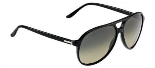 Gucci GG1026/S Sunglasses-0807 Black (57 Brown Gradient Lens)-59mm | $615,538.69