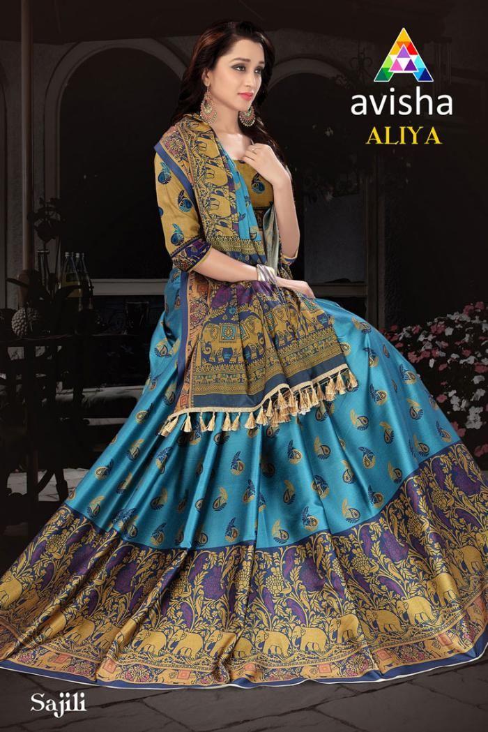 3c40b18756 avisha aliya - WholesaleDuniya.com whatsapp : 9825801114 #Avisha  #AvishaCottons #Wholesale #Wholesaleduniya | Soft Silk Handloom Sarees | Handloom  saree, ...