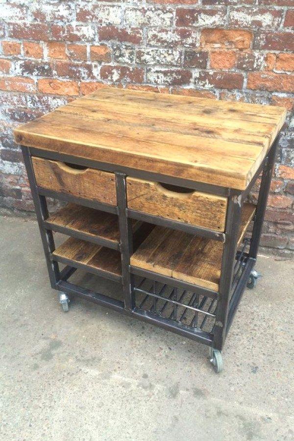 Industrial Furniture, Industrial Furniture Design Ideas
