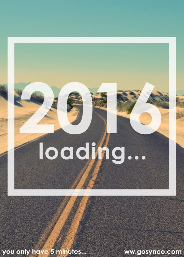 2016 loading...