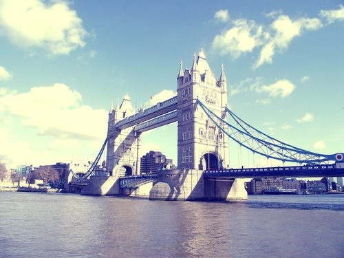 London Bridge - London - England