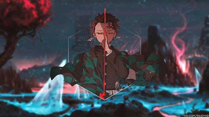 Wallpaper 4k Kimetsu No Yaiba Gallery Fondo De Pantalla De Anime Naruto Fondos De Pantalla Fondo De Anime