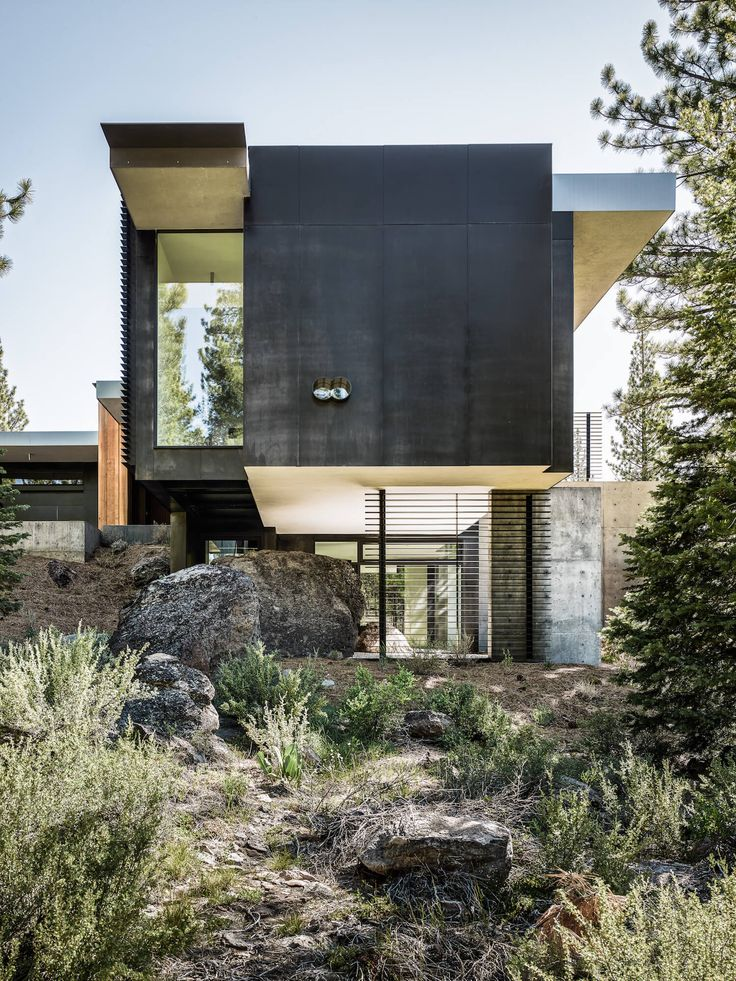 20 Marvelous Contemporary Home Exterior Designs Your Idea Book Must Have: Architecture, Modern House Design, Modern Architecture