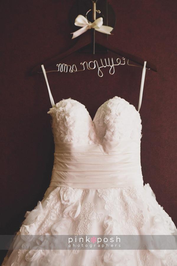 28 best bride getting ready images on pinterest for Custom wedding dress dallas