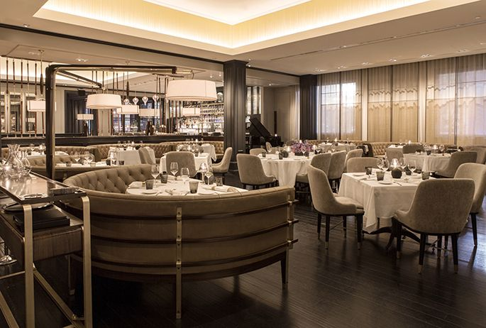 Bourbon steak los angeles avroko a design and concept
