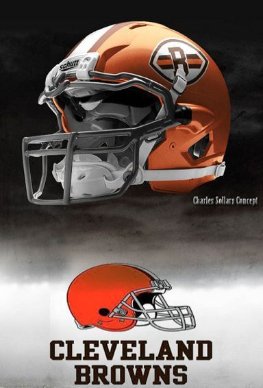 Charles Sollers NFL Concept Helmets - Gallery