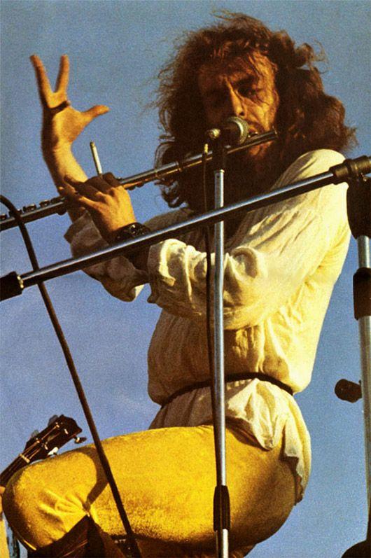 Ian Anderson - Jethro Tull