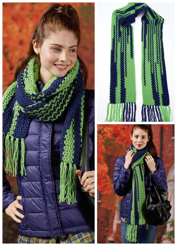 46 best Free Crochet Scarf / Cowl / Warmer Patterns images ...