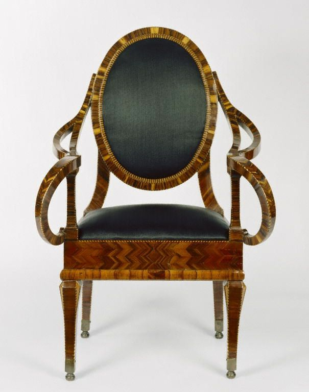 1790 Italian (Naples) Armchair at the J. Paul Getty Museum, Los Angeles · Antique  ChairsAntique ... - 88 Best Antique Chairs Images On Pinterest Armchairs, Chairs And Sofas