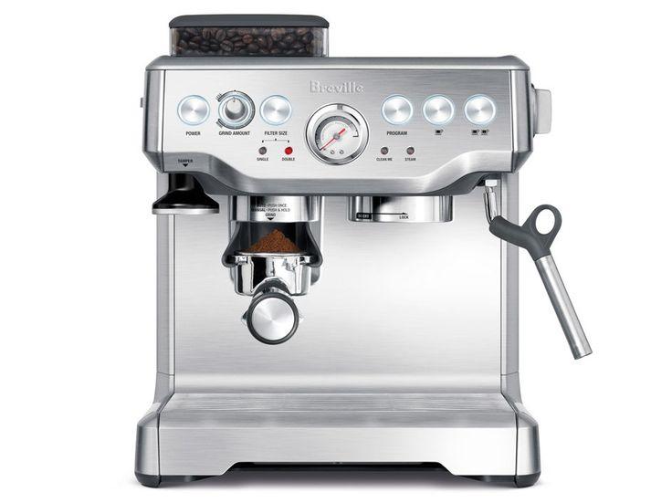 die besten 25 breville espresso machine ideen auf pinterest beste espressomaschine. Black Bedroom Furniture Sets. Home Design Ideas
