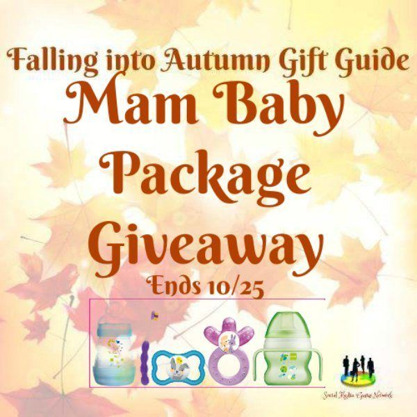 Nish Homeschool Blog : Mam Baby Package Giveaway Ends 10/25 @mambaby @SMG...