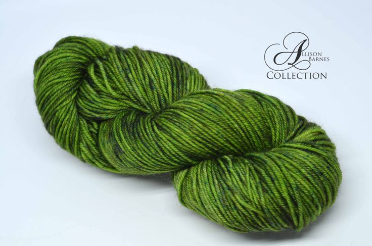 Hand Dyed Superwash Merino Wool and Nylon Yarn - Fingering sock weight - Shaded Moss by allisonbCOLLECTION on Etsy https://www.etsy.com/ca/listing/494540252/hand-dyed-superwash-merino-wool-and