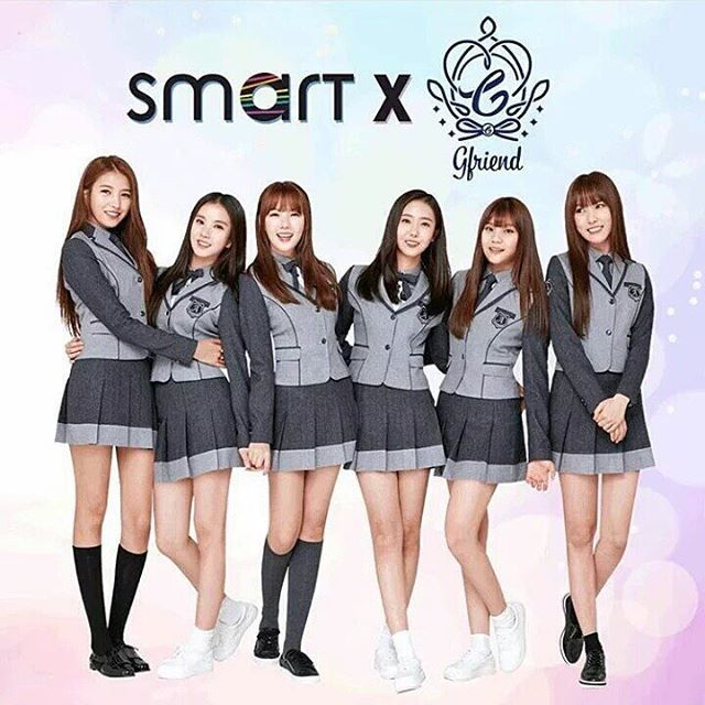 GFRIEND for 'Smart Uniform' with #BTS – (I Forgot To Post This Earlier)  @GFriendOfficial  #PROUDTOBEABUDDY [Hashtag Created By Me On 160126]