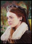 Mary Tudor PSC for a real fan of Sarah Bolger PLEASE VISIT COMPLETE ART FOLDER: The Tudors: Portraying a Dynasty