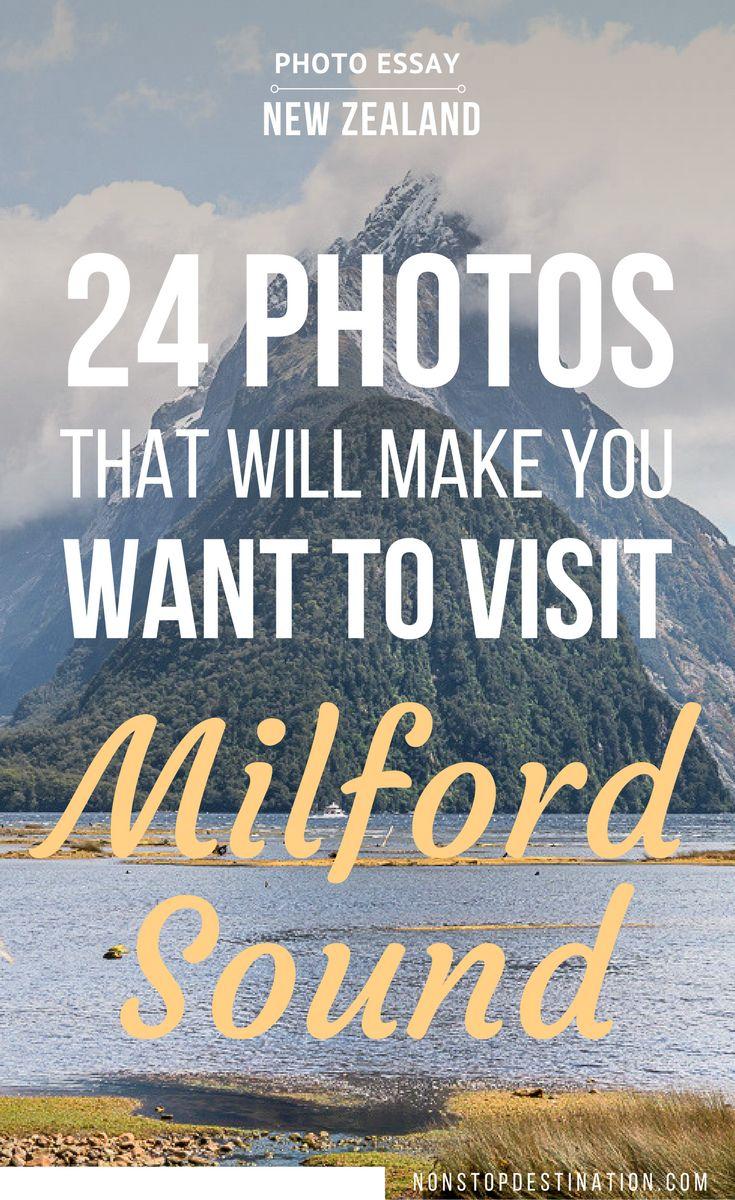 Gateway to Fiordland: Exploring Milford Sound - New Zealand - Non Stop Destination