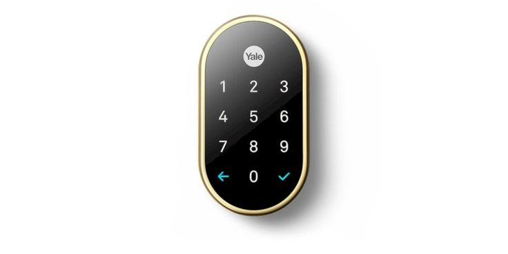 Nest x Yale Lock - The Future of the Lock https://www.designlisticle.com/nest-x-yale-lock-future-lock/