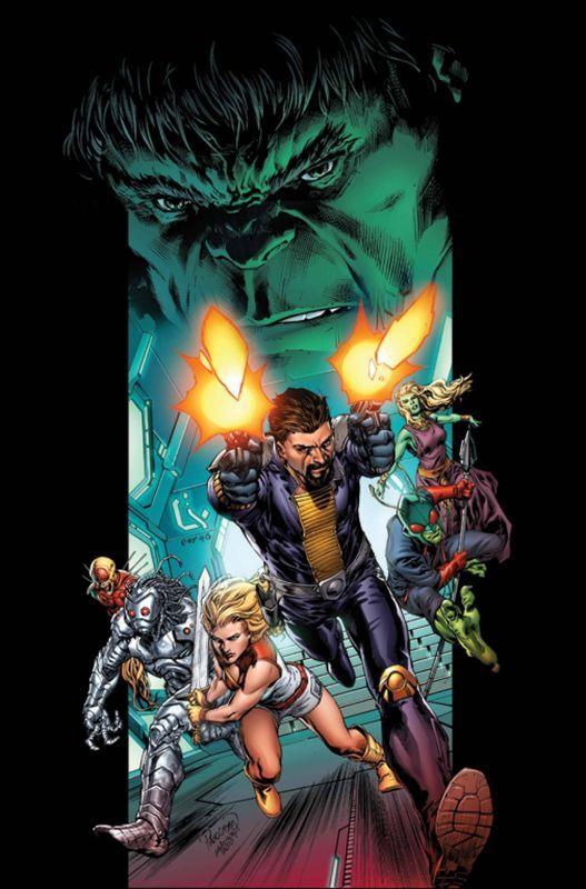 #Hulk #Fan #Art. (Incredible Hulks: Enigma Force Vol.1 #1 Cover) By: Carlo Pagulayan, Jason Paz, Guru eFX. (THE * 5 * STÅR * ÅWARD * OF: * AW YEAH, IT'S MAJOR ÅWESOMENESS!!!™)