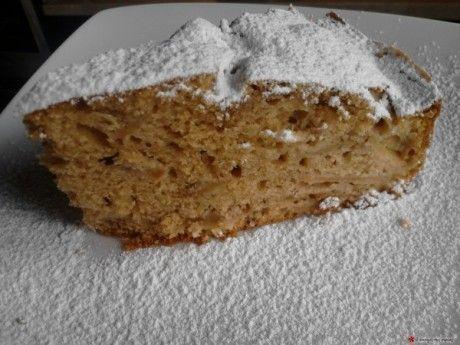 Μηλόπιτα κέικ, εύκολη και πεντανόστιμη