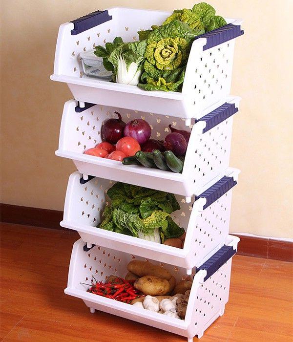Картинки по запросу хранение овощей на кухне