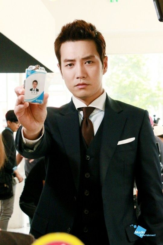 Joo Sang Wook | Masked Prosecutor