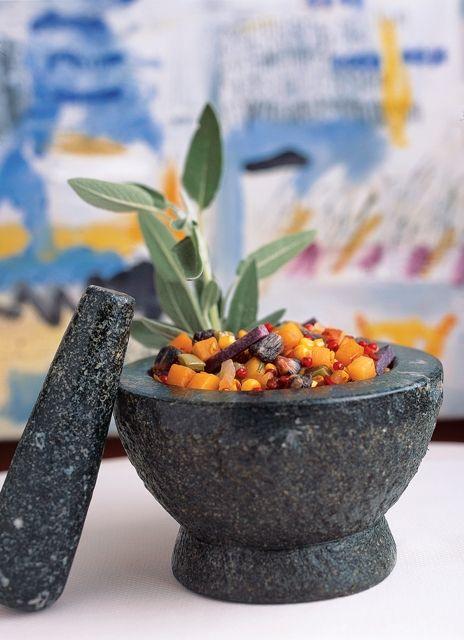 Recipes: Kai's The New Native American Cuisine Cookbook, part 1 | Posole and Desert Succotash