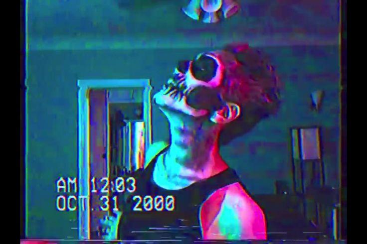 Brandon Rogers YouTube Halloween Vid