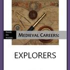 Medieval Explorers and the Age of Discovery Lesson Plan.  Includes lectures, activities, review games, worksheet and teacher's key.  Grades 4-6 and Homeschool.  19 pages.  $3.00