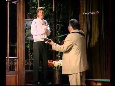 """""""Город миллионеров"""" Ленком, 2006 (ЧАСТЬ 2) - YouTube"""