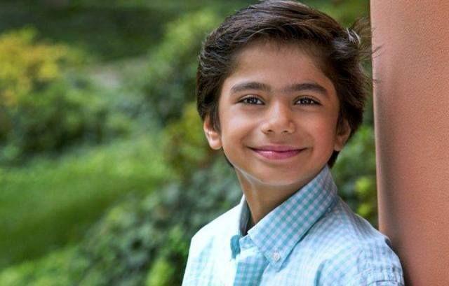 Neel SETHI I love this kid