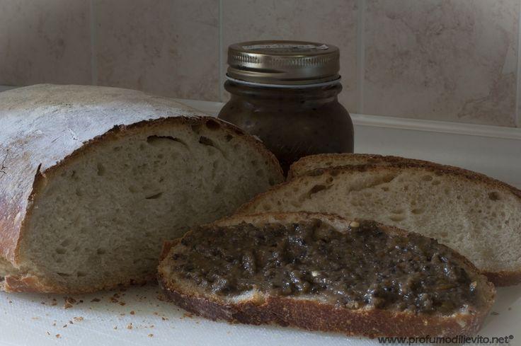 Bimby pane con crema piccante