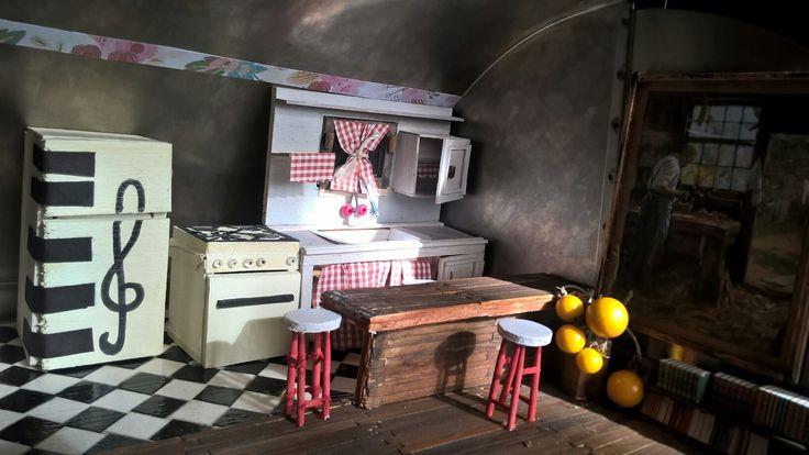 My miniature kitchen