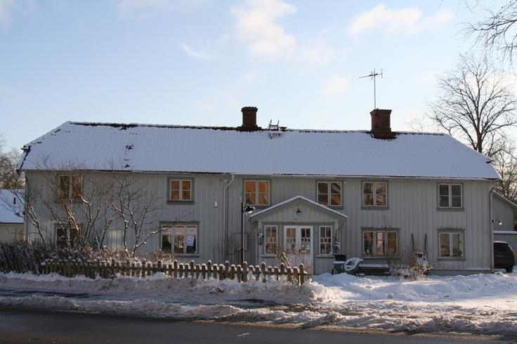 framsida butik vinter