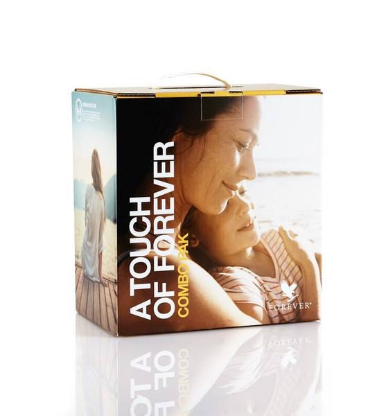 Touch of Forever - bestsellery.