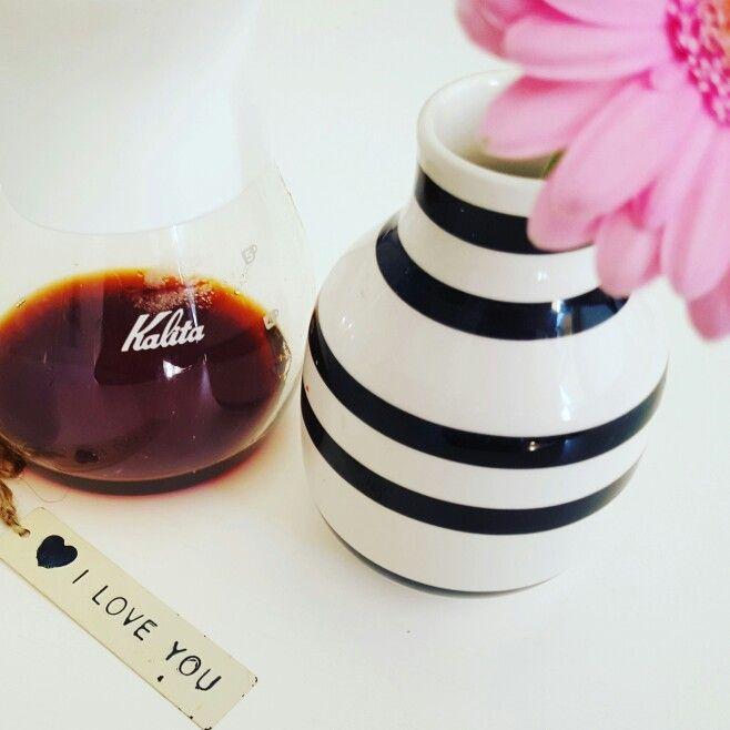 Hver mandag kl 10 bestiller vi ferskbrent spesialkaffe, te og utstyr.  www.covin.no