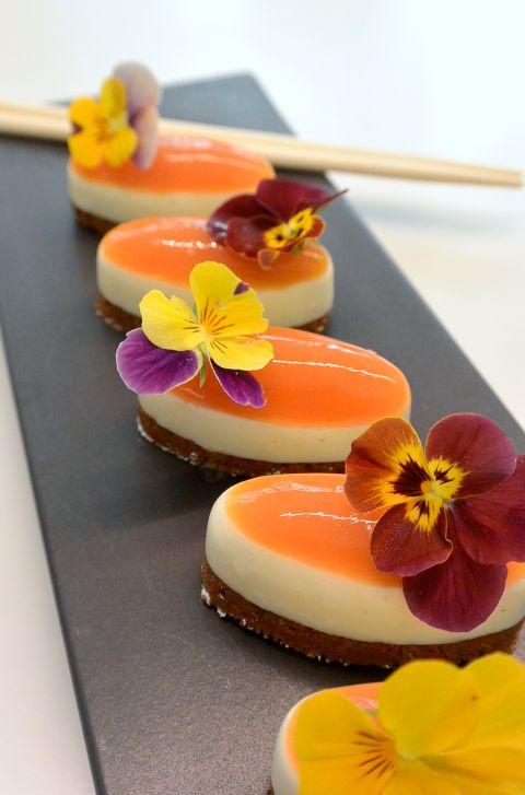 Christophe Michalak : Sushi en trompe l'œil recette